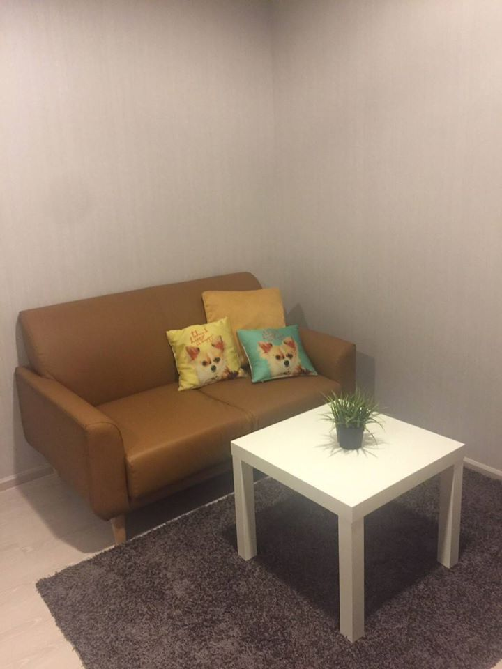 For SaleCondoSamrong, Samut Prakan : M2477-Condo Ideo Sukhumvit 115 for sale, ready to move in