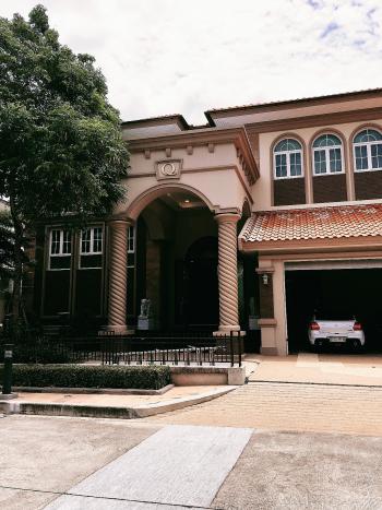 For SaleHousePinklao, Charansanitwong : Sell luxury mansion, Qwelve Village, Ratchapruek - Sathorn (Q.Twelve)