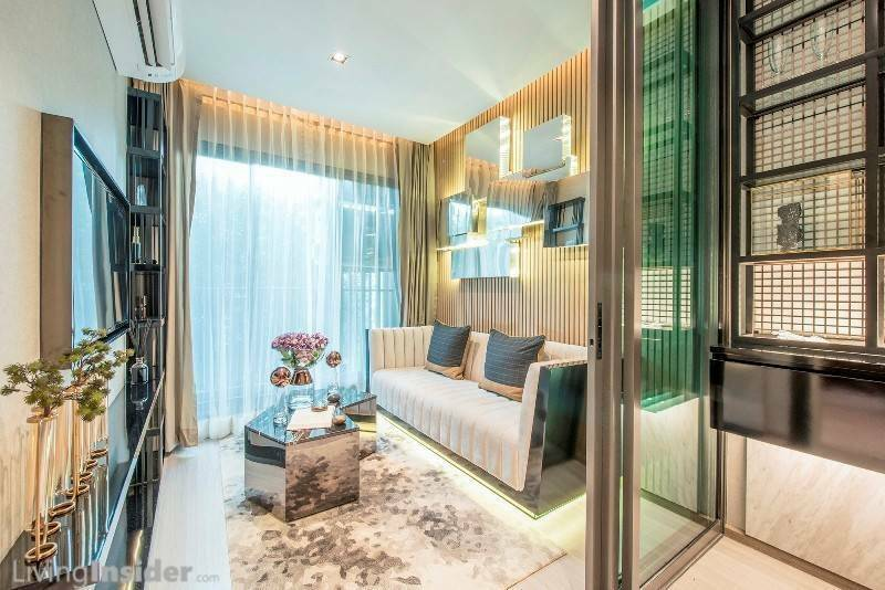 Sale DownCondoLadprao, Central Ladprao : Sell Down Payment Life Ladprao 1 bed plus High floor, Special price