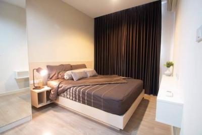 For RentCondoRatchathewi,Phayathai : ++ Urgent rent ++ The Capital Ratchaprarop - Vibha ** 1 bedroom 31 sq m, beautiful decoration, ready to move in !!!