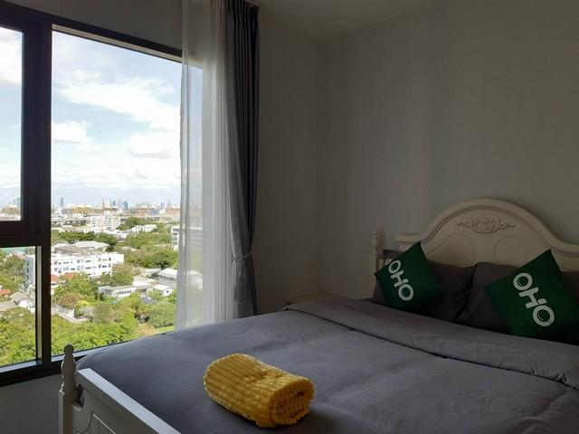 เช่าคอนโดอ่อนนุช อุดมสุข : S343 Life Sukhuvmit 62 new room for rent only 15,000 baht