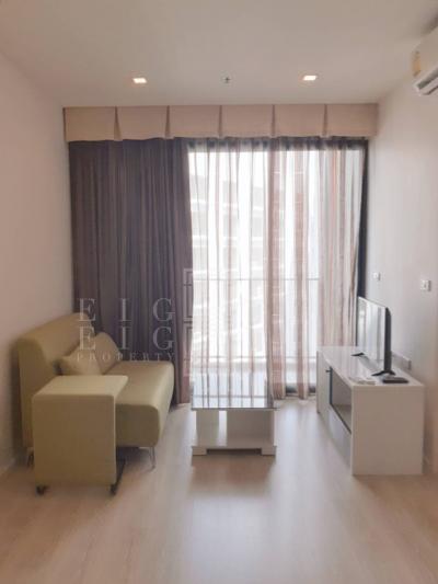 เช่าคอนโดรัชดา ห้วยขวาง : For Rent Quinn Condominium (34 sqm.)