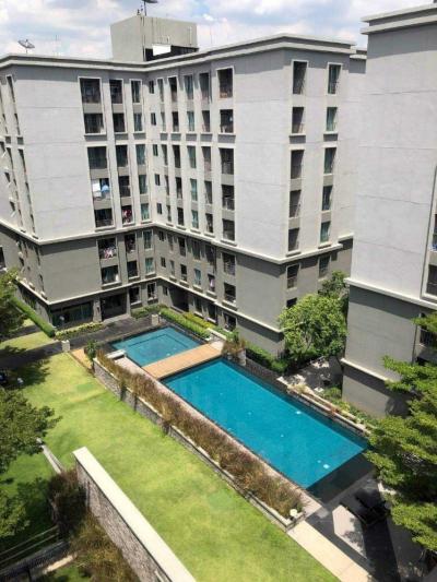 For RentCondoKasetsart, Ratchayothin : ✨Best Deal!! For Rent Cozy 2 Bed Chapter One The Campus Kaset, Senanikom BTS✨