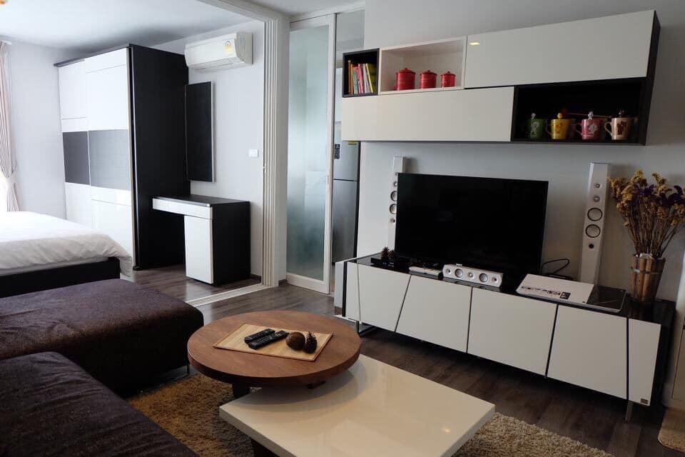 For RentCondoOnnut, Udomsuk : For rent Sari by Sansiri (BTS Punnawithi)