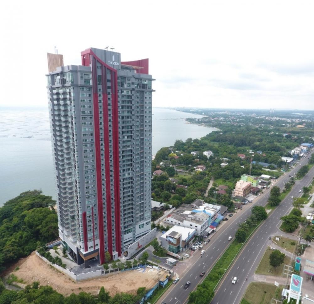 For RentCondoChonburi, Pattaya, Bangsa : Condo the zea sriracha for rend 20,000/