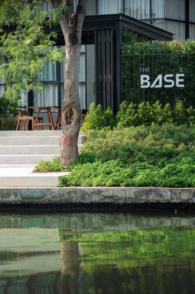 เช่าคอนโดบางแค เพชรเกษม : ให้เช่าคอนโด The Base Phetkasem ชั้น 12A ทิศตะวันออก วิวรถไฟฟ้า