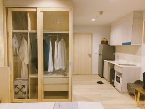 For RentCondoWitthayu,Ploenchit  ,Langsuan : [Condo For Rent] Life One Wireless, BTS Ploenchit, Studio 24 sq.m.