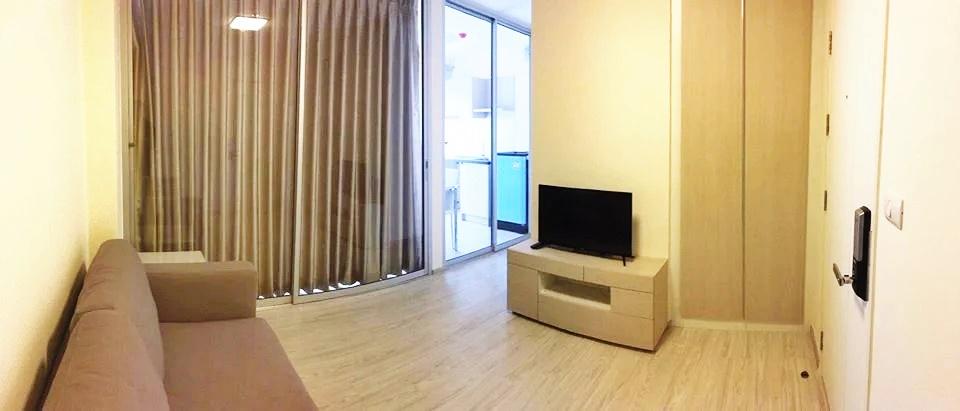 For RentCondoRattanathibet, Sanambinna : Condo for rent at aspire Rattanathibet 2, 30 sqm., 1 bed, 1 bath, 8,500 / month, new beautiful room, ready to move in