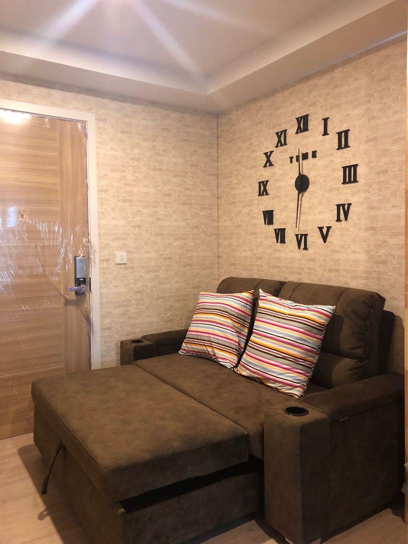 For RentCondoRattanathibet, Sanambinna : For rent, Knightsbridge, Duplex, Tiwanon, 30 sqm., 1 bedroom, 1 bath, 11,000 / month. Corner room, luxury room, ready to move in