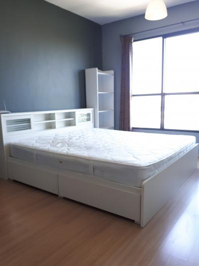 For RentCondoLadprao 48, Chokchai 4, Ladprao 71 : A1231 ++ For rent ++ Be You Condo Chokchai 4, 7th floor, Studio 28 sqm., Ready to move in.