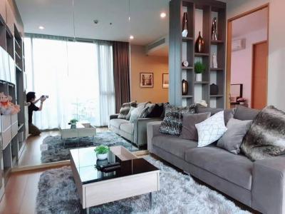 For RentCondoSathorn, Narathiwat : +++ Quick rental +++ The Breeze ** 1 bedroom 48 sqm. Floor 17 Fully furnished !!!