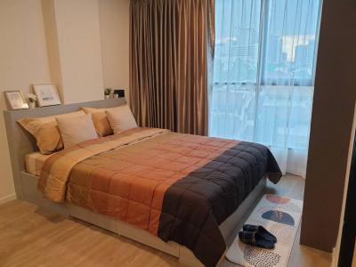 เช่าคอนโดลาดพร้าว เซ็นทรัลลาดพร้าว : ให้เช่าคอนโด Atmoz ลาดพร้าว 15 1ห้องนอน ค่าเช่า 12,000 บาท