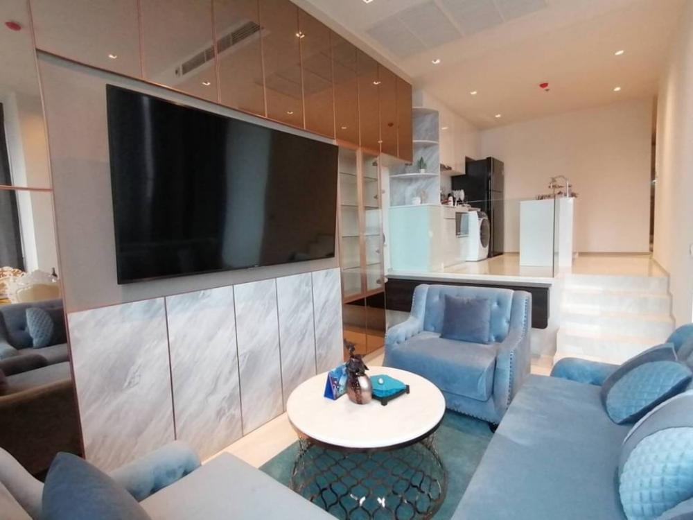เช่าคอนโดสีลม ศาลาแดง บางรัก : ให้เช่า แอชตัน สีลม Ashton Silom 2ห้องนอน สวยมาก 75,000 บาท MRT ช่องนนทรี