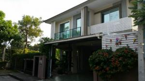 For RentHousePattanakan, Srinakarin : House for rent in Pattanakarn 44, a garden area of 40 Sq. And House 37 Sq.