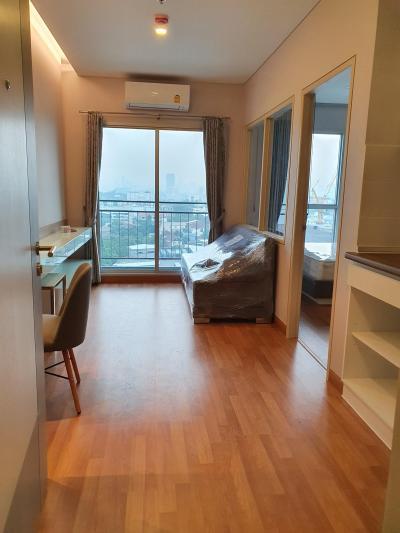 เช่าคอนโดสะพานควาย จตุจักร : ให้เช่าคอนโดลุมพินี พาร์ค วิภาวดี จตุจักร ห้องใหม่ 1 ห้องนอน 30 ตรม.