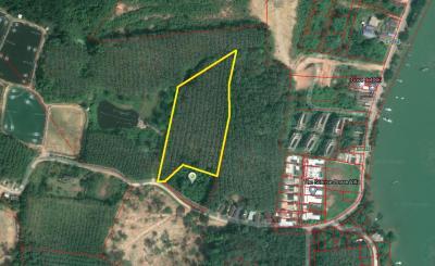 ขายที่ดินภูเก็ต ป่าตอง : ขายที่ดินติดทะเลอ่าวปอ 8 ไร่ ภูเก็ต(ติดทรัพย์)