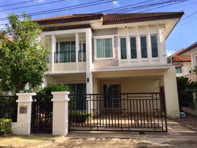 For RentHouseRama5, Ratchapruek, Bangkruai : House for rent, Bangkok Boulevard University Ratchaphruek-Rama 5 Road