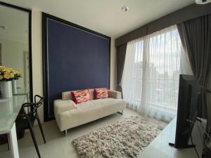 For RentCondoSukhumvit, Asoke, Thonglor : Fully furnished 1 bedroom apt on 23rd floor - unblocked view (N)