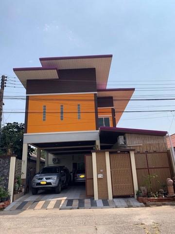 เช่าบ้านเชียงใหม่-เชียงราย : AE0195 ให้เช่าบ้าน 2 ชั้น และสำนักงาน พท 62.70 ตรว ในตัวเมือง เชียงใหม่ ตรงข้าม City Gym