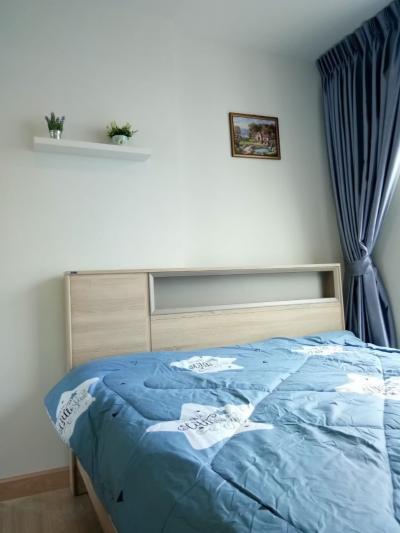 For RentCondoBang kae, Phetkasem : For rent, The Niche ID, Bang Khae. Room size 31.00 sqm. Price 6500 Baht