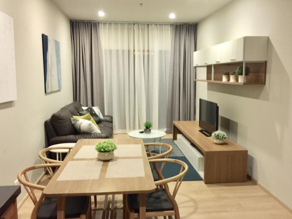 For RentCondoSukhumvit, Asoke, Thonglor : Noble Refine for rent 51 sq.m. 10th floor