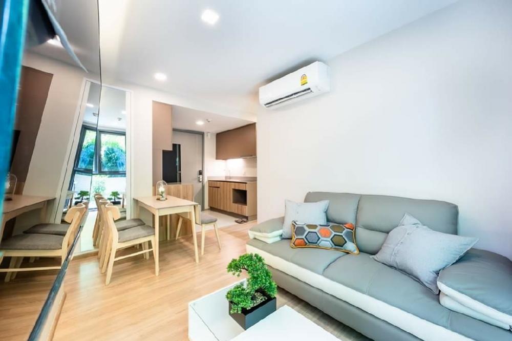 For SaleCondoSukhumvit, Asoke, Thonglor : 🔥 Selling 2-bedroom TAKA HAUS Ekkamai condo, beautiful decoration, 7.8 MB