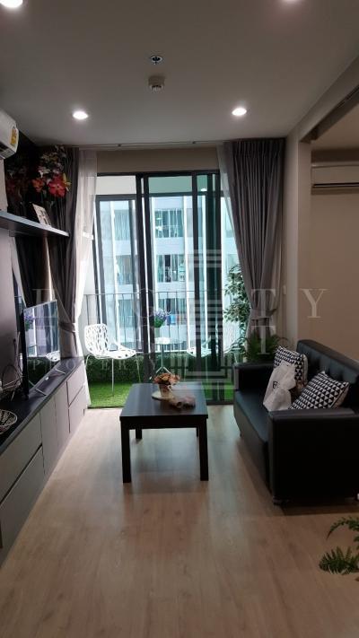 เช่าคอนโดสยาม จุฬา สามย่าน : For Rent Ideo Q Chula-Samyan (34 sqm.)