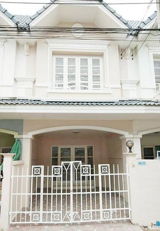 For SaleTownhouseBangbuathong, Sainoi : Townhouse For Sale Ban Kluay-Sai Noi, Nonthaburi, free transfer