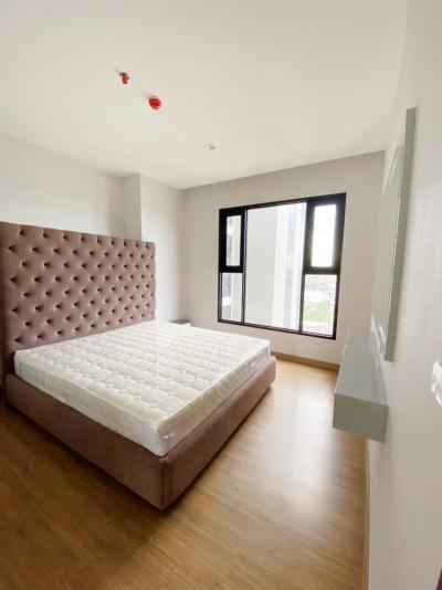 ขายคอนโดบางซื่อ วงศ์สว่าง เตาปูน : ขายด่วน!! ราคาดีที่สุด Chewathai Residence Bang Pho (ชีวาทัย เรสซิเดนซ์ บางโพ) ติดรถไฟฟ้า เดินทางสะดวก วิวแม่น้ำ ห้องใหม่ไม่เคยอยู่ ขนาด 1 ห้องนอน ขนาด 48.31 ตร.ม. ชั้น 15