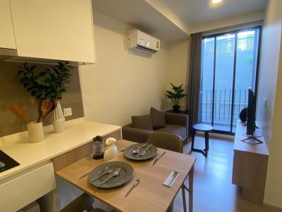 For RentCondoRatchadapisek, Huaikwang, Suttisan : ✨For Rent Stylish 1 Bed, Pet Friendly, Maestro 03 Ratchada - Rama 9✨