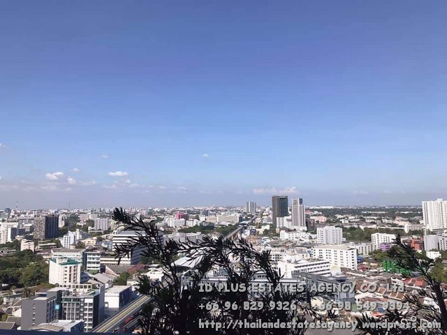For RentCondoKasetsart, Ratchayothin : LPN Park Phaholn 32 Condo for rent : Studio for 24 sqm. On 10th  fl. With fully furnished and electrical appliances. Just 150 m. to BTS Rutchayothin , 300 m. to BTS Sena , 1 km. to Kasetsart University. Rental only for