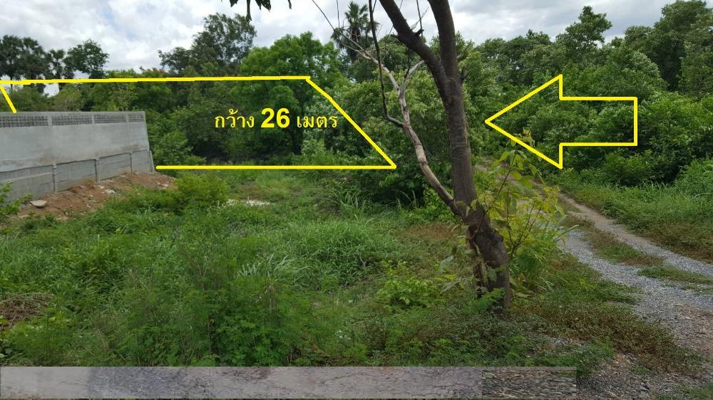 ขายที่ดินอยุธยา สุพรรณบุรี : ขายถูกที่ดิน 206 ตารางวา ซ.วัดประดู่ทรงธรรม พระนครศรีอยุธยา