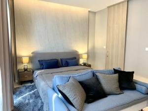 เช่าคอนโดวิทยุ ชิดลม หลังสวน : Noble Ploenchit 1 Bedroom for rent. (RT-01)