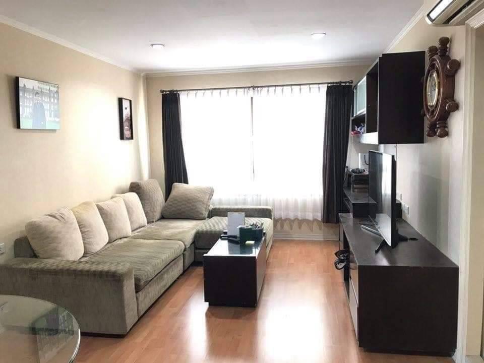 ขายคอนโดสะพานควาย จตุจักร : ++ขายด่วน ห้องสวย++ Lumpini Ville พหล-สุทธิสาร ** 2 ห้องนอน 69 ตร.ม. แต่งครบ!!!