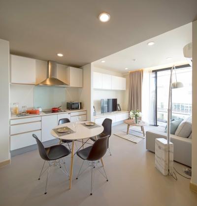 For RentCondoSukhumvit, Asoke, Thonglor : For Rent - 2 bedroom ** Pet Friendly Apartment Ekkamai 22 **