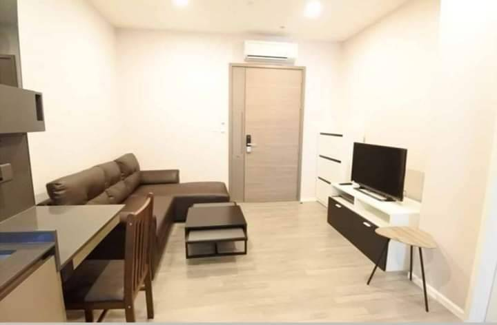 For SaleCondoOnnut, Udomsuk : ++ For sale ++ Fully furnished ** The Room Sukhumvit 69 ** 1 bedroom 34.2 sq.m., 7th floor