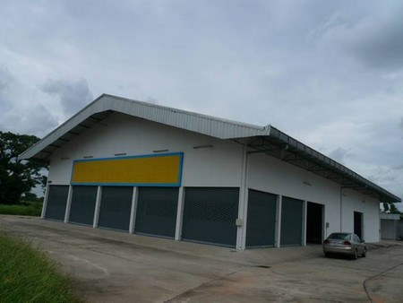 For RentWarehouseKhon Kaen : Rent warehouse Next to Mittraphap Road, Ban Had, Khon Kaen Province, Km. 23 on the way to Ban Phai