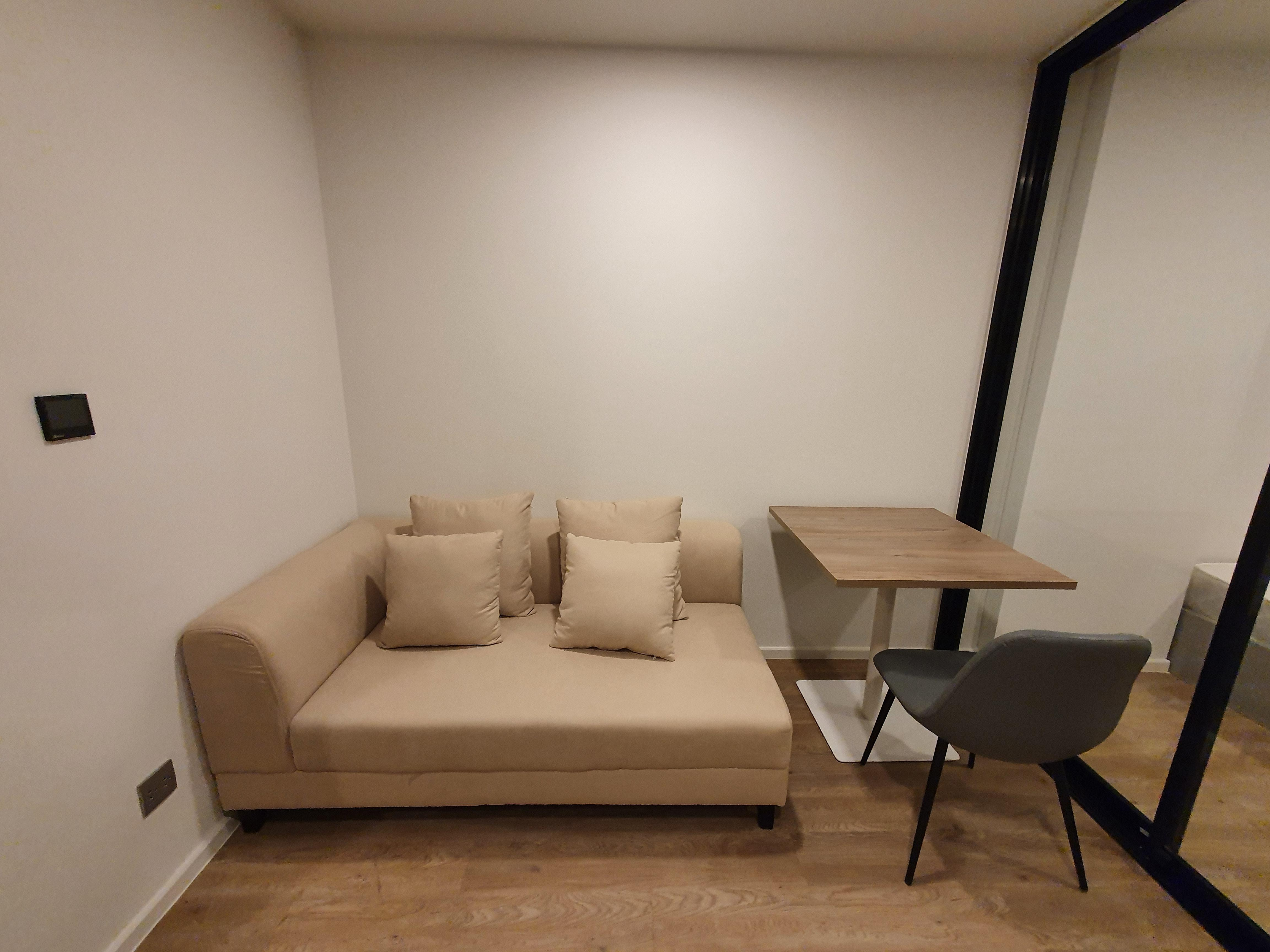 For RentCondoLadprao, Central Ladprao : New Condo, Unboxing Near mrt Ladprao beautiful appliances fully Ready to move in