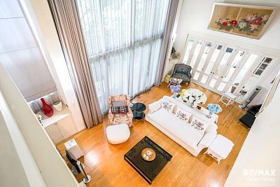 ขายบ้านสุขุมวิท อโศก ทองหล่อ : บ้าน ออฟฟิต สุขุมวิท ทองหล่อ ซอยรพ.สมิติเวช Purple Elephant school แปลงริมใน 136 ตรว.