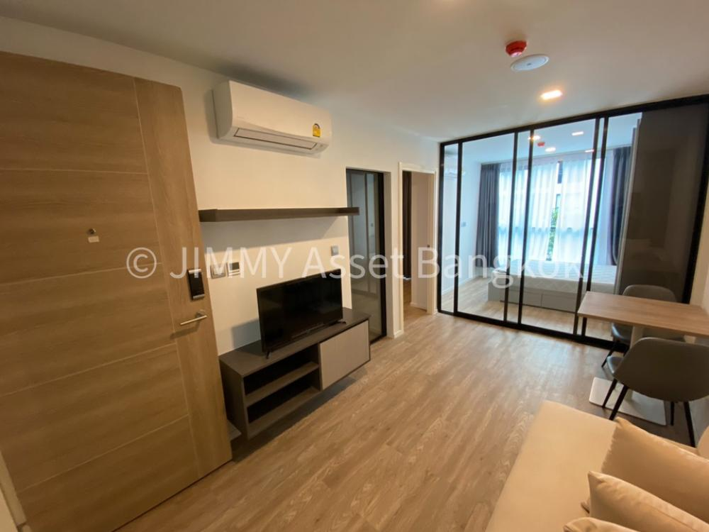 For RentCondoLadprao, Central Ladprao : For Rent | Atmoz Ladprao 15 (2 bedrooms) ** Brand new fully furnished, ready to move in # Central