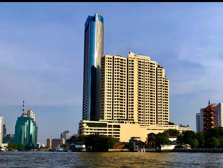 For SaleCondoWongwianyai, Charoennakor : Condominium for sale, Life Resort by the Chao Phraya River, near Icon Siam