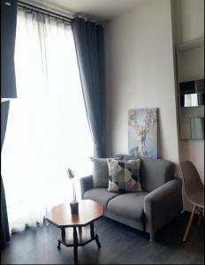 เช่าคอนโดสุขุมวิท อโศก ทองหล่อ : +++เช่าด่วน ห้องสวยทำเลดี+++ EDGE SUKHUMVIT 23 ** 1 ห้องนอน 31 ตร.ม. ชั้นสูง แต่งครบ!!!