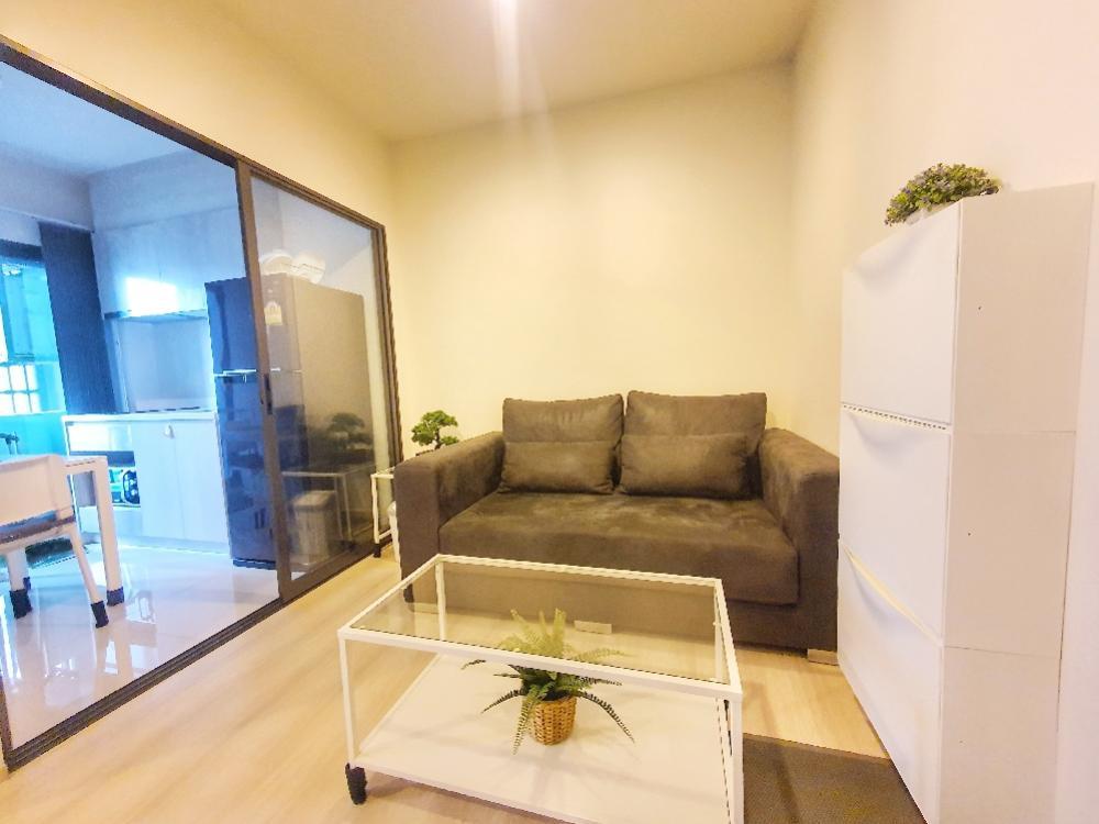 For RentCondoOnnut, Udomsuk : For rent Life sukhumvit 48 condo 1Bed 12,000 Baht. ราคาถูก