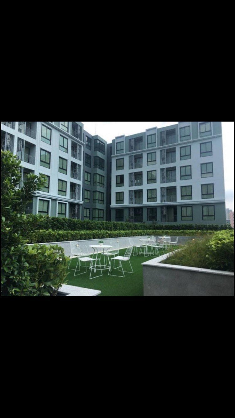 For SaleCondoKasetsart, Ratchayothin : Condo for sale, Kensington, Kaset-Kaset, near BTS Krom Pa, ready to move in, electric appliances