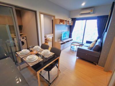 For RentCondoOnnut, Udomsuk : 2 Beds 1 Bath Whizdom Connect for Rent