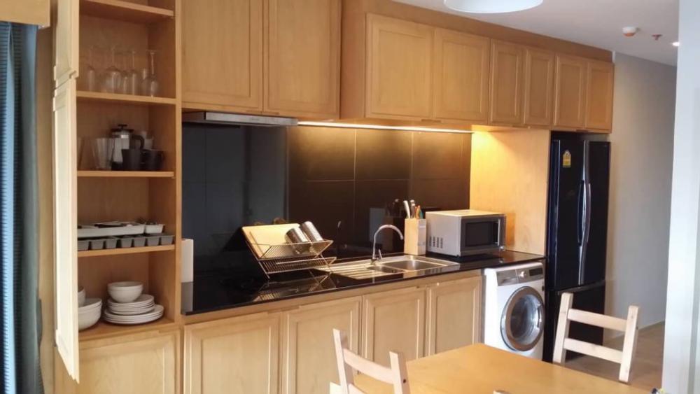 For RentCondoSukhumvit, Asoke, Thonglor : Condo for rent : Noble Reveal Ekkamai Type  :  2  bedroom 2 bathroom Size  :  85 sq.m  Floor  : 19 Rent Price 50,000 Baht/Month