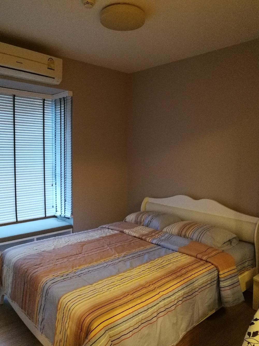 For RentCondoRamkhamhaeng, Hua Mak : For rent, luxury condo, Fuse Ramkhamhaeng, size 30 sqm. Rent 9500 ฿