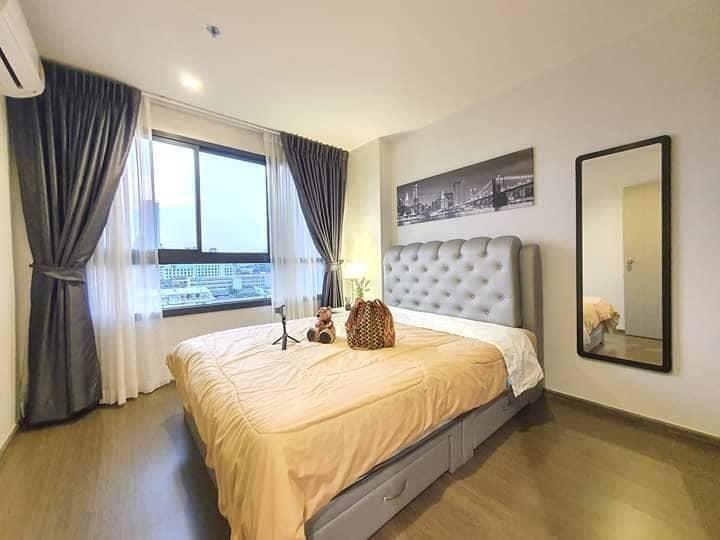 For RentCondoOnnut, Udomsuk : For rent Ideo Sukhumvit 93, 1 bedroom, 18th floor