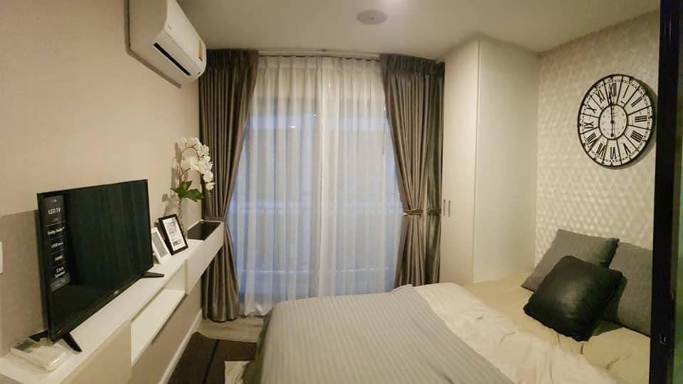 For RentCondoSamrong, Samut Prakan : For rent Pause Sukhumvit 115 Pause Sukhumvit 115