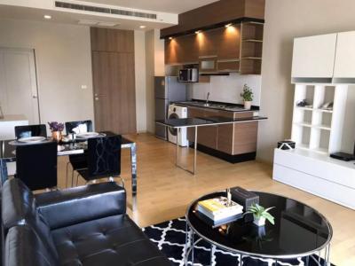 For RentCondoSukhumvit, Asoke, Thonglor : Condo for rent : Noble Reveal Type : 2  bedroom 2 bathroom Size : 75 sq.m Rent Price 43,000 Baht/Month  Floor  : 10